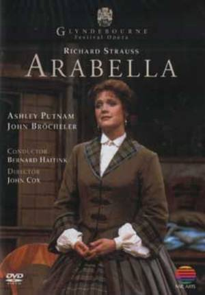 Richard Strauss - Arabella - Plakat/Cover