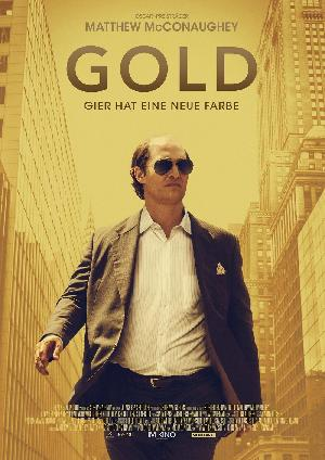 Gold - Plakat/Cover