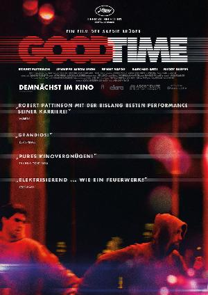 Good Time - Plakat/Cover