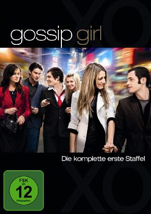 Gossip Girl - Plakat/Cover