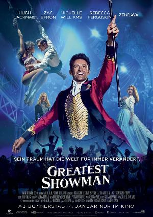 Greatest Showman - Plakat/Cover