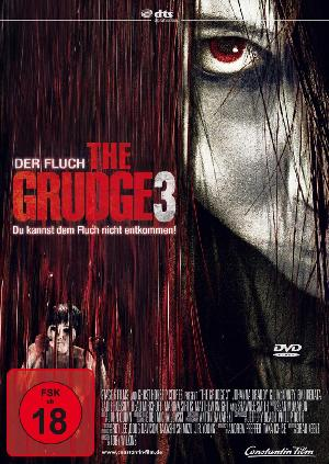 Der Fluch - The Grudge 3 - Plakat/Cover