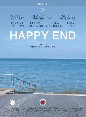 Happy End - Plakat/Cover