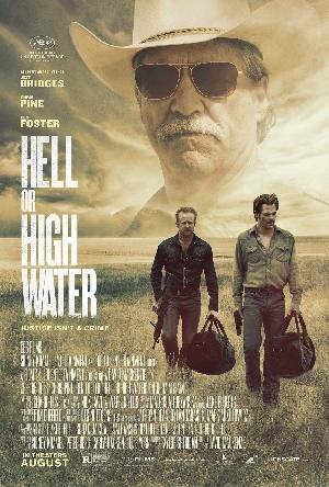 Hell or High Water - Plakat/Cover