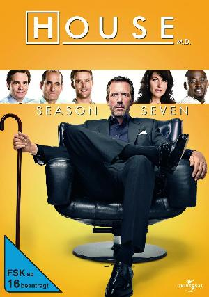 Dr. House - Plakat/Cover