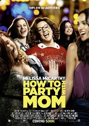 How to Party with Mom - Plakat/Cover