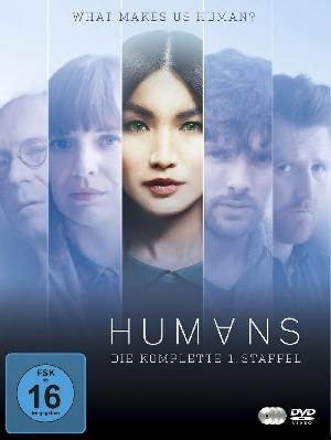 Humans - Plakat/Cover