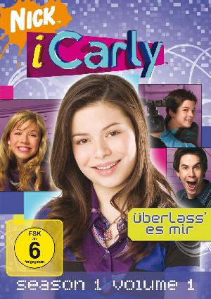 iCarly - Plakat/Cover