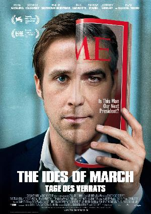 The Ides of March - Tage des Verrats - Plakat/Cover
