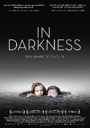 In Darkness - Plakat/Cover