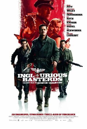 Inglourious Basterds - Plakat/Cover