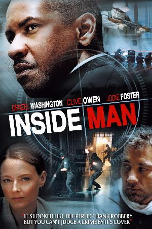 Inside Man - Plakat/Cover