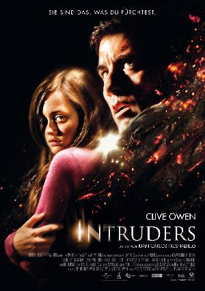 Intruders - Plakat/Cover