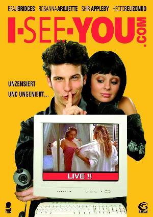 """Cover / Filmplakat """"I-See-You.Com - Unzensiert und ungeniert """""""