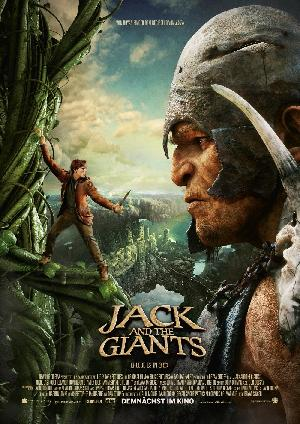 Jack and The Giants - Plakat/Cover