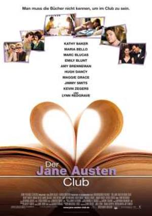 Der Jane Austen Club - Plakat/Cover