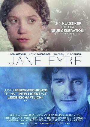 Jane Eyre - Plakat/Cover