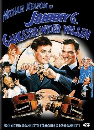 Johnny G: Gangster wider Willen - Plakat/Cover