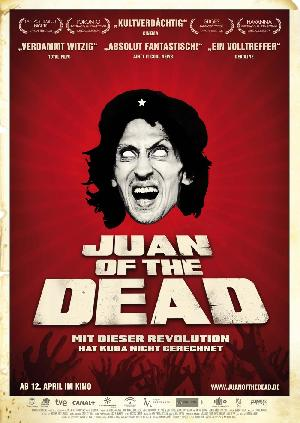 Juan of the Dead - Plakat/Cover