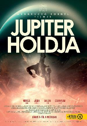 Jupiter´s Moon - Plakat/Cover