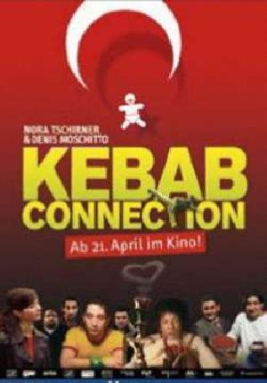 Kebab Connection - Plakat/Cover