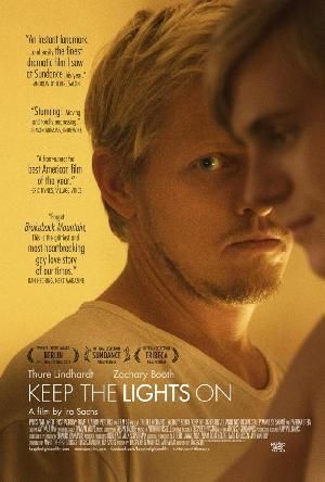Keep the Lights On - Plakat/Cover