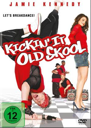 Kickin� It Old Skool - Plakat/Cover