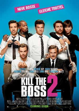 Kill the Boss 2 - Plakat/Cover