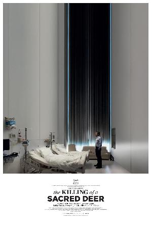 The Killing of a Sacred Deer - Plakat/Cover