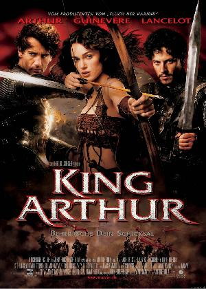 King Arthur - Plakat/Cover