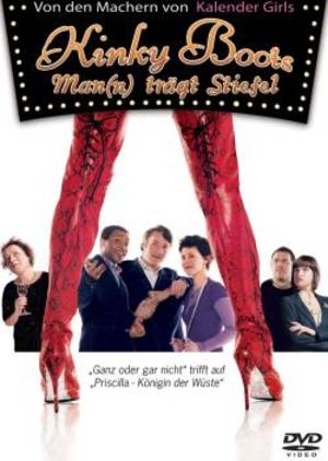 Kinky Boots - Man(n) tr�gt Stiefel