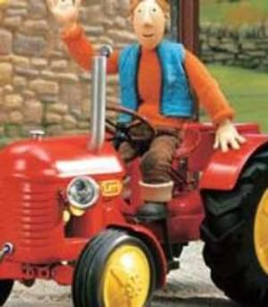 kleiner roter traktor 3 - film