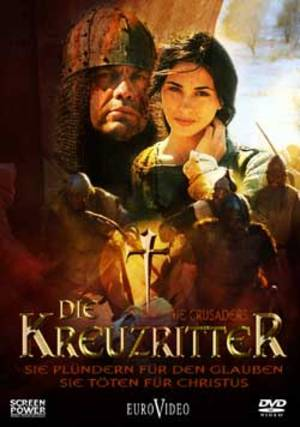 Die Kreuzritter - The Crusaders - Plakat/Cover