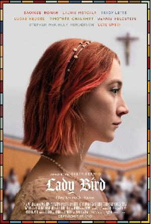 Lady Bird - Plakat/Cover
