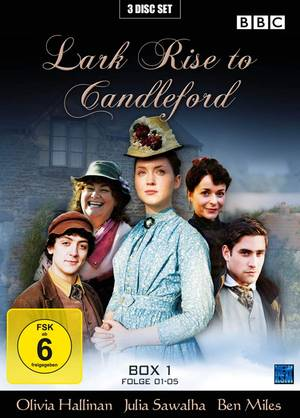 Lark Rise to Candleford, Teil 1 - Plakat/Cover