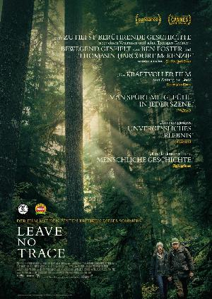 Leave no Trace - Plakat/Cover