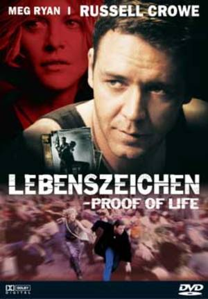Lebenszeichen - Proof of Life - Plakat/Cover