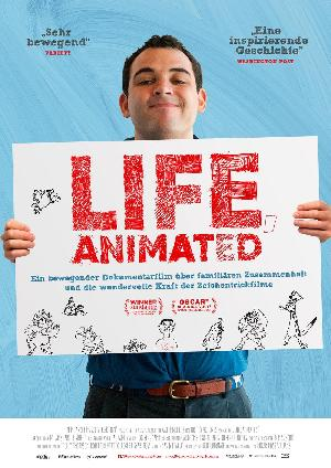 Life, Animated - Plakat/Cover
