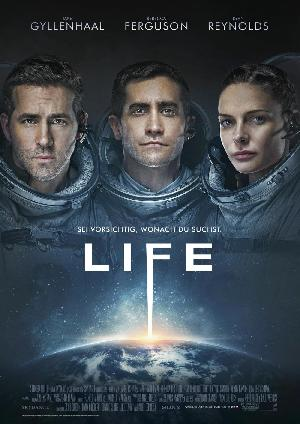 Life - Plakat/Cover