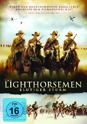 The Lighthorsemen - Plakat/Cover