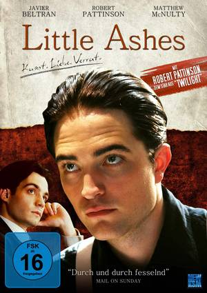 Little Ashes - Plakat/Cover