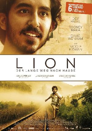 Lion - Plakat/Cover