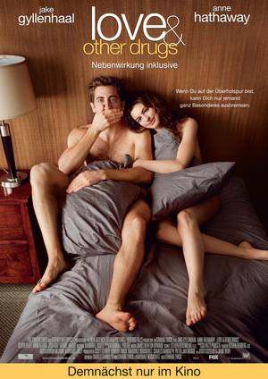Love and other Drugs - Nebenwirkung inklusive - Plakat/Cover