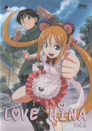 Love Hina Vol. 6 - Plakat/Cover