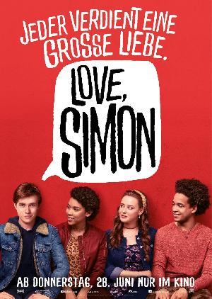Love, Simon - Plakat/Cover