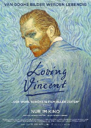 Loving Vincent - Plakat/Cover