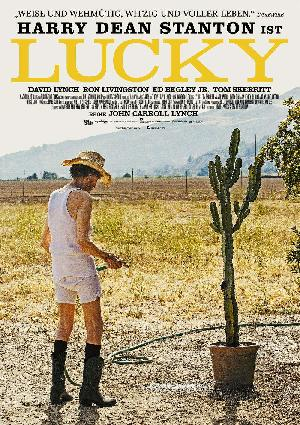 Lucky - Plakat/Cover