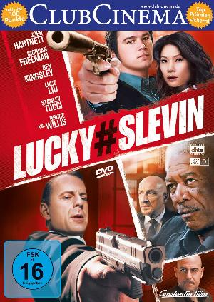 Lucky Number Slevin - Plakat/Cover