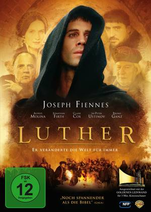 Luther - Plakat/Cover