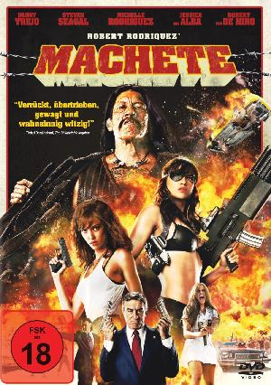 Machete - Plakat/Cover